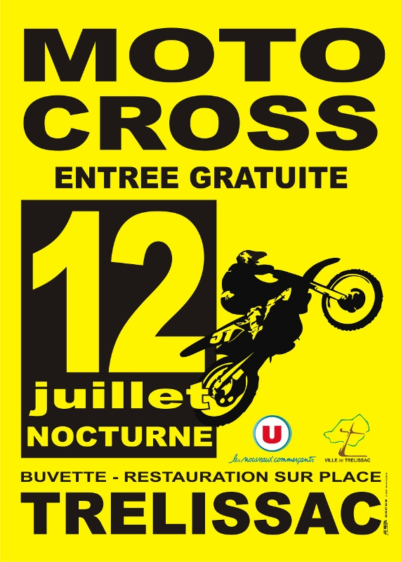 Impression FLYERS MOTO CROSS 571x800